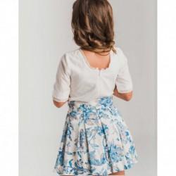Conjunto niña blusa y falda-LOV-1020121420-La Ormiga
