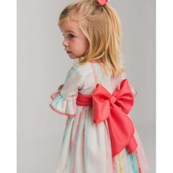 LOV-1020163205 La Ormiga ropa infnatil al por mayor Vestido