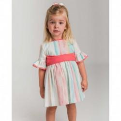 LOV-1020163206 La Ormiga ropa infnatil al por mayor Vestido