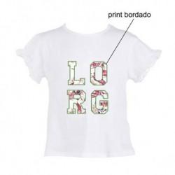 LOV-1021080302 La Ormiga ropa infnatil al por mayor Camiseta