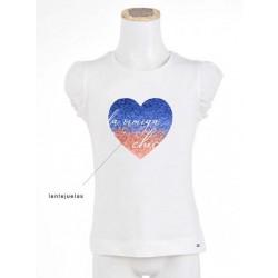 LOV-1021080304 La Ormiga ropa infnatil al por mayor Camiseta