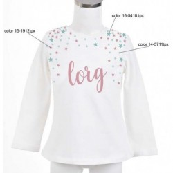 LOV-1021090302 La Ormiga ropa infnatil al por mayor Camiseta