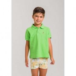 LOV-1021107801 La Ormiga ropa infnatil al por mayor Polo verde