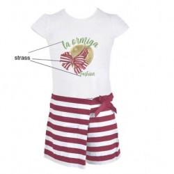 LOV-1021320504 La Ormiga ropa infnatil al por mayor Conjunto