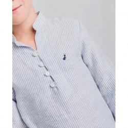 LOV-1022010901 La Ormiga ropa infnatil al por mayor Camisa