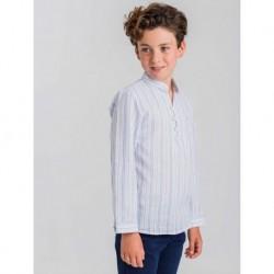 LOV-1022020901 La Ormiga ropa infnatil al por mayor Camisa