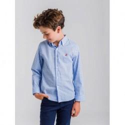 LOV-1022050901 La Ormiga ropa infnatil al por mayor Camisa