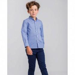 LOV-1022060601 La Ormiga ropa infnatil al por mayor Camisa