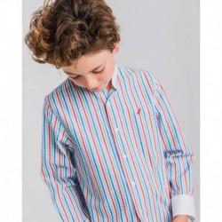 LOV-1022100501 La Ormiga ropa infnatil al por mayor Camisa