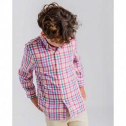 LOV-1022120801 La Ormiga ropa infnatil al por mayor Camisa