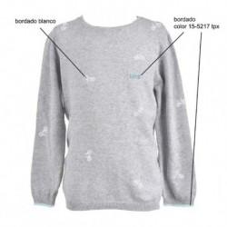 LOV-1025052902 La Ormiga ropa infnatil al por mayor Jersey