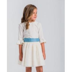LOV-1020020420G La Ormiga ropa infnatil al por mayor Conjunto