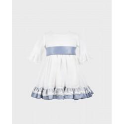 LOV-1020030305 La Ormiga ropa infnatil al por mayor Vestido
