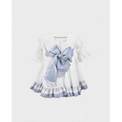Vestido bebe pequeño-LOV-1020030305-La Ormiga