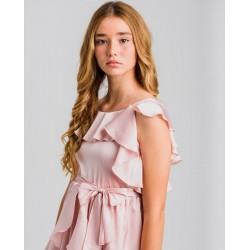 LOV-1020100710 La Ormiga ropa infnatil al por mayor Vestido