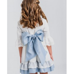 Vestido niña-LOV-1020030310G-La Ormiga