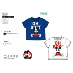 Camiseta manga corta 100% algodón-SCFV-ET0119-MICKEY