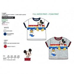 Camiseta manga corta 100% algodón-SCFV-ET0096-MICKEY