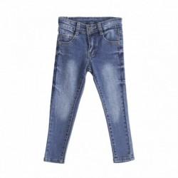 Pantalon vaquero 5b algodón 95% elastano 5% - Newness -