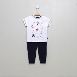 SMV-20012-UNICO Mayorista de ropa infantil Conjunto bebe