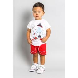 SMV-20013-UNICO Mayorista de ropa infantil Conjunto bebe