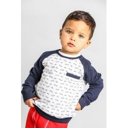 SMV-20016-UNICO Mayorista de ropa infantil Sudadera bebe