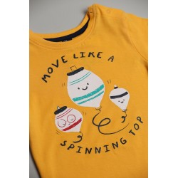 Camiseta mc bebe niño-SMV-20079-UNICO-Street Monkey almacen
