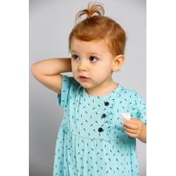 SMV-20102-UNICO Mayorista de ropa infantil Mono corto bebe