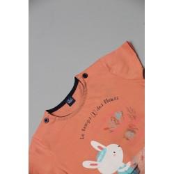 SMV-20105-UNICO Mayorista de ropa infantil Conjunto corto bebe