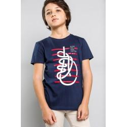 SMV-20407-UNICO Mayorista de ropa infantil Camiseta mc