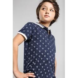 SMV-20408-UNICO Mayorista de ropa infantil Polo mc