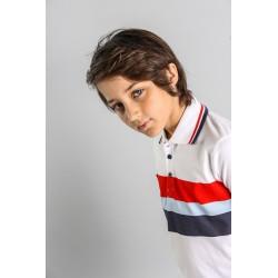 SMV-20409-UNICO Mayorista de ropa infantil Polo mc