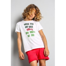 SMV-20439-UNICO Mayorista de ropa infantil Conjunto corto