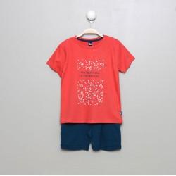 SMV-20457-UNICO Mayorista de ropa infantil Conjunto corto
