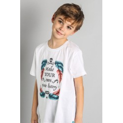SMV-20458-UNICO Mayorista de ropa infantil Camiseta mc