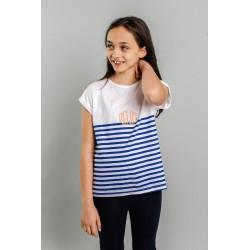 Camiseta mc niña-SMV-20501-UNICO-Street Monkey almacen