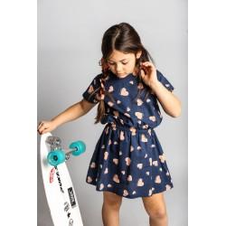SMV-20509-UNICO Mayorista de ropa infantil Vestido mc