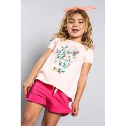 SMV-20529-UNICO Mayorista de ropa infantil Conjunto corto