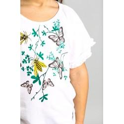 Camiseta mc niña-SMV-20532-UNICO-Street Monkey almacen