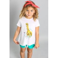 SMV-20537-UNICO Mayorista de ropa infantil Conjunto corto