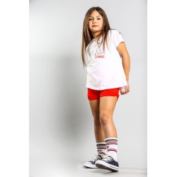 SMV-20548-UNICO Mayorista de ropa infantil Conjunto corto
