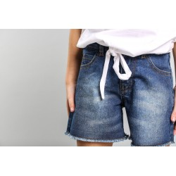 Pantalon corto niña-SMV-20558-UNICO-Street Monkey almacen