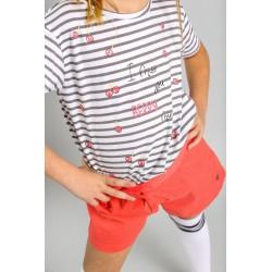Camiseta mc niña-SMV-20566-UNICO-Street Monkey almacen