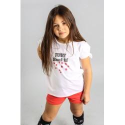 SMV-20568-UNICO Mayorista de ropa infantil Conjunto corto