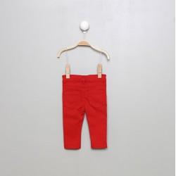 Pantalon bebe niña-SMV-93003-ROJO-Street Monkey almacen