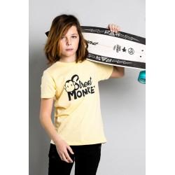 Camiseta mc niño-SMV-181170-1-AMARILLO-Street Monkey almacen