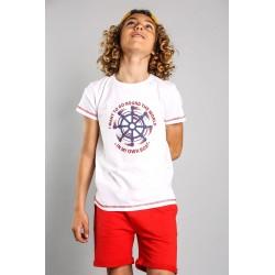 SMV-20402-1-UNICO Mayorista de ropa infantil Conjunto corto