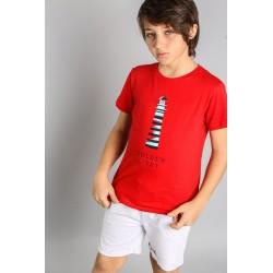 SMV-20415-1-UNICO Mayorista de ropa infantil Conjunto corto