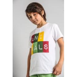 SMV-20446-1-UNICO Mayorista de ropa infantil Conjunto corto