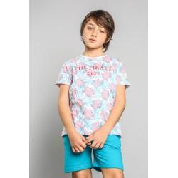 SMV-20454-1-UNICO Mayorista de ropa infantil Conjunto corto